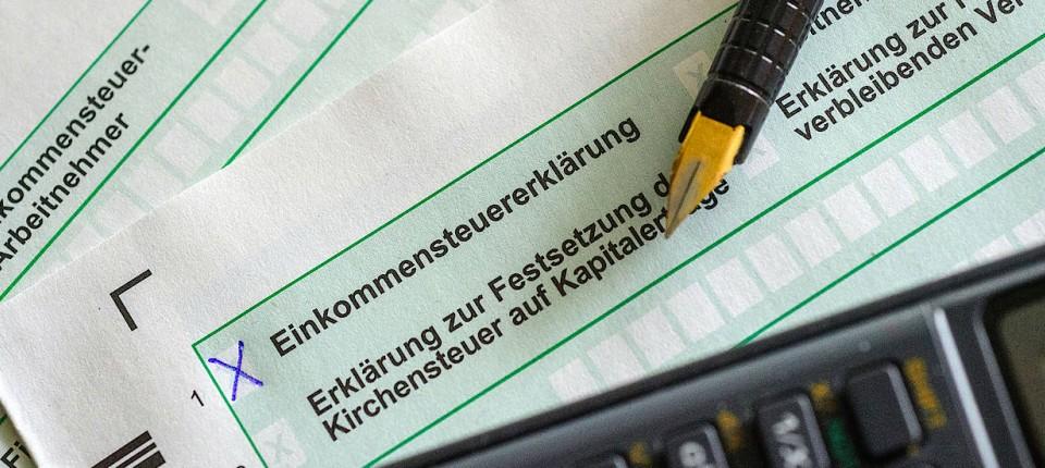 Steuererklarung Fur 2016 Das Konnen Sie Von Der Steuer Absetzen