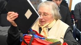 Marlies Krämer zieht vors Verfassungsgericht