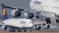 Die Lufthansa ändert ihr System für Prämienmeilen.