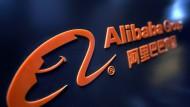 Markenzeichen des Internetkonzerns Alibaba
