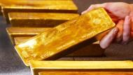 Hälfte des deutschen Goldes nun in heimischen Tresoren