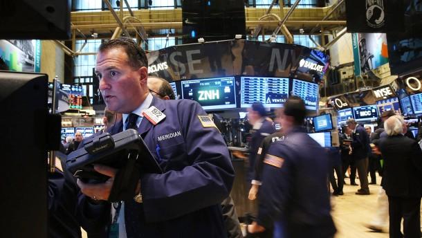 HP und Bank of America fliegen aus Dow-Jones-Index