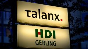 Talanx müht sich an die Börse