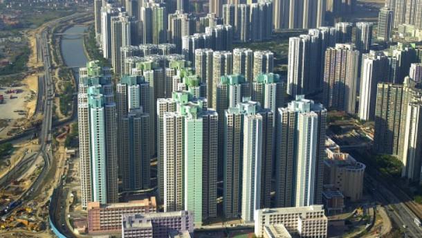 Offene Immobilienfonds zieht es nach Asien