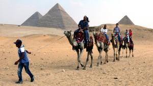 Urlauber bringen TUI Travel satte Kursgewinne