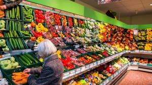 Die EZB und das teure Gemüse