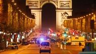 Frankreichs Sicherheitskabinett kommt zusammen