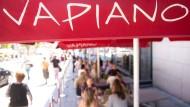 Appetit auf Vapiano-Aktie lässt schnell nach