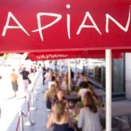 Mit Pizza und Pasta auf das Parkett: Vapiano ist seit Dienstag an der Frankfurter Börse gelistet.