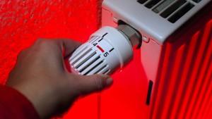 Kühle Witterung treibt die Heizkosten
