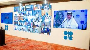 OPEC dreht Ölhahn nicht weiter auf
