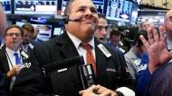 Die Stimmung am Tag nach der Trump-Wahl war an der Wall Street bestens.