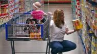 Viele Babynahrungsmittel sind nicht wirklich für Säuglinge geeignet.