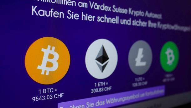 Besser Finger weg von Bitcoin