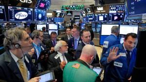 Amerikas Börsen goutieren Stärke