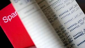 Das Kuriosum negativer Zinsen