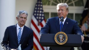Trump erhöht noch einmal den Druck auf die Fed