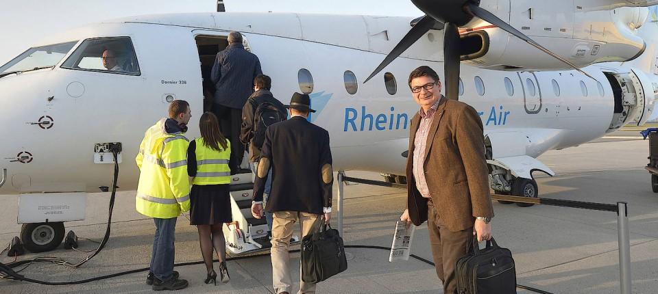 Deutschlands Unbekannte Fluggesellschaften