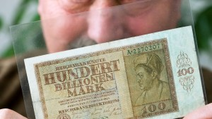 Wie gut Aktien bei Inflation zum Vermögenserhalt taugen