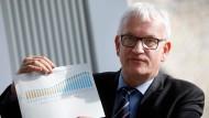 Jürgen Resch, Geschäftsführer der Deutschen Umwelthilfe.