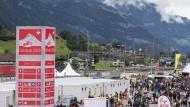 Der reguläre Zugverkehr durch den neuen Gotthard-Basistunnels hat begonnen.