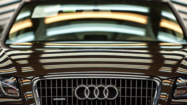 Audi baut sein erstes Werk in Amerika