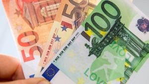 Mehr Euro-Blüten weltweit, weniger Falschgeld in Deutschland