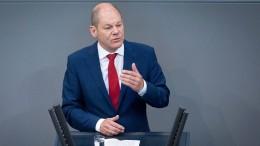 Der Deutsche Staat spart viele Milliarden