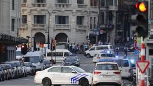 Neuer Anschlagsversuch in Brüssel