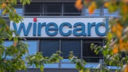 Warum die Wirecard-Aktie abstürzt