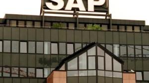 SAP-Ergebnisvorlage stützt den Aktienkurs