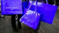 Luxus-Schuhmarke Jimmy Choo will aufs Parkett
