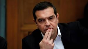 Griechische Anleihen auf Rekordniveau