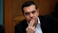 Alexis Tsipras hat die Europawahl verloren. Die Anleger finden es gut.