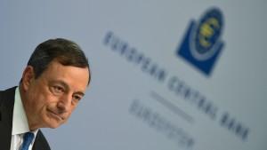 EZB geht beim Anleihekauf mehr ins Risiko