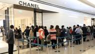 EZB treibt die Chinesen zu Chanel