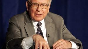 Kann Warren Buffett die Märkte retten?
