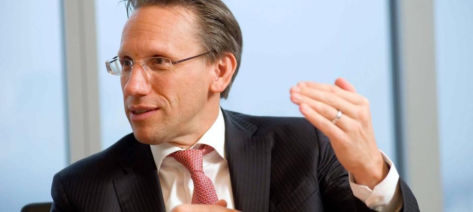 Jörg Kukies wechselt von Goldman Sachs ins Finanzministerium.