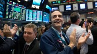 Dow Jones und Nasdaq Composite steigen auf Rekordhoch