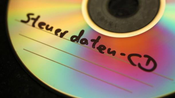 Handel mit Steuer-CDs floriert