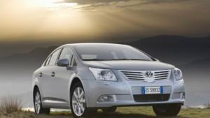 Toyota in der Auto-& Yenkrise