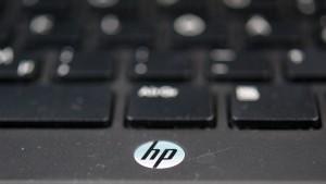 Hewlett-Packard verliert weiter Umsatz