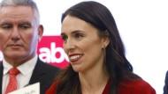 Die Finanzmärkte haben wenig Vertrauen zu Neuseelands neuer Regierungschefin Jacinda Ardern.
