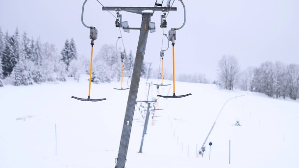 Ski-Aktien schlagen sich tapfer