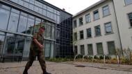 Von der Bundeswehr zu Golden Gate: Krankenhaus Amberg