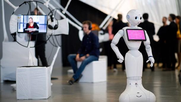 So schwer tun sich Roboter als Kundenberater