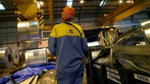 Der Druck auf Tata Steel steigt