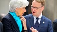Preise steigen: Höhere Inflation lässt EZB-Rat nicht kalt