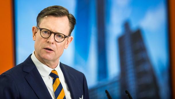 """Commerzbank zieht holländischen """"Sunnyboy"""" an Land"""