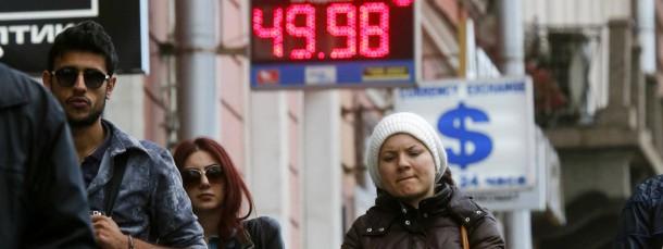 Unterschiede im globalen Wirtschaftswachstum werden über die Wechselkurse angepasst